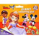 Disney Junior Giant Activity Pad