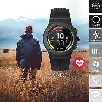 PRIXTON Smartwatch SWB35 GPS: Prixton: Amazon.es: Electrónica