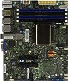 Supermicro FlexATX SoC with Intel Xeon processor D-1518 2.2GHz 4-Core, FCBGA 1667 Motherboard X10SDV-TP8F-O