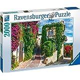 Ravensburger 2000 Parça Puzzle French Houses (166404)