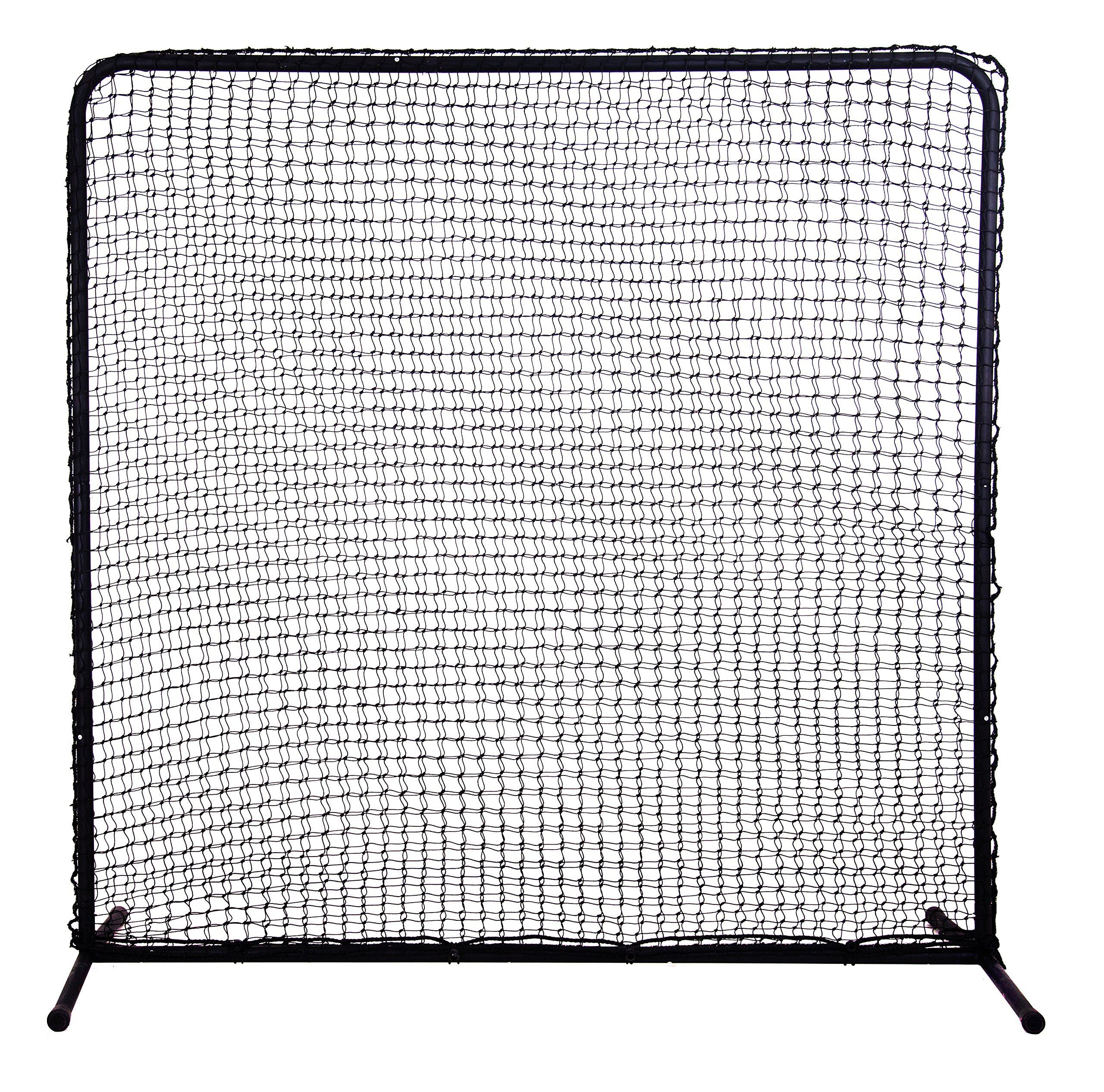 Ascent Sports Baseball Field Screen - Heavy Duty Baseball Screen - 7X7 - Backstop Net for Baseball or Softball Practice by Ascent Sports