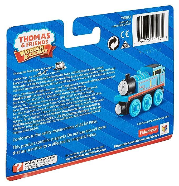 Fisher-Price Thomas & Friends Wooden Railway, Thomas
