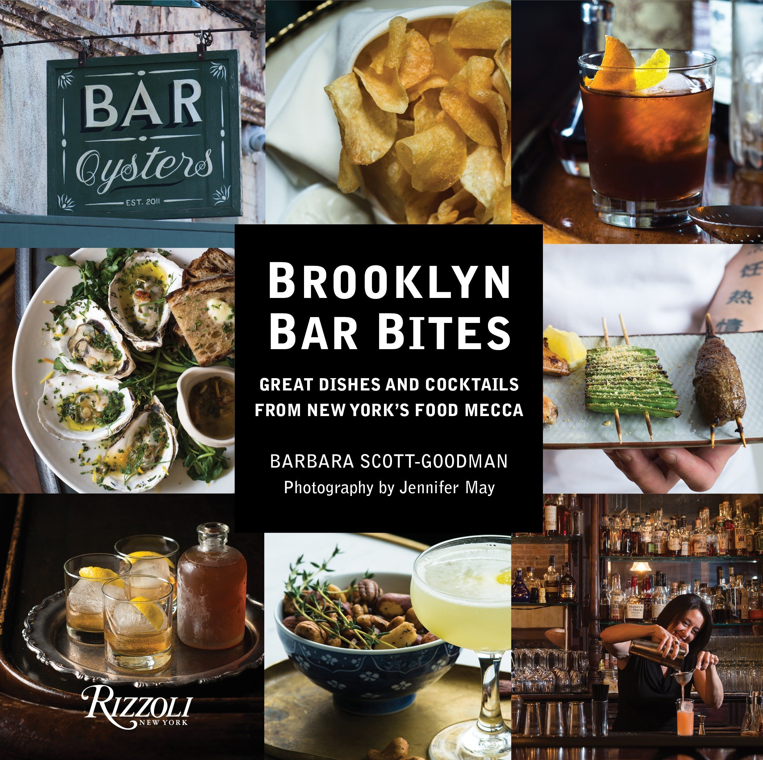 Read Online Brooklyn Bar Bites: Great Dishes and Cocktails from New York's Food Mecca ebook