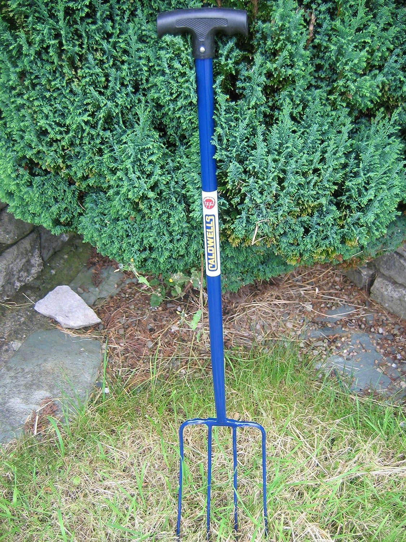 Caldwells 4 Tubular Manure Fork 5019948108001