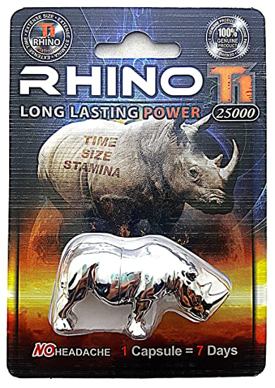 rhino male enhancement products