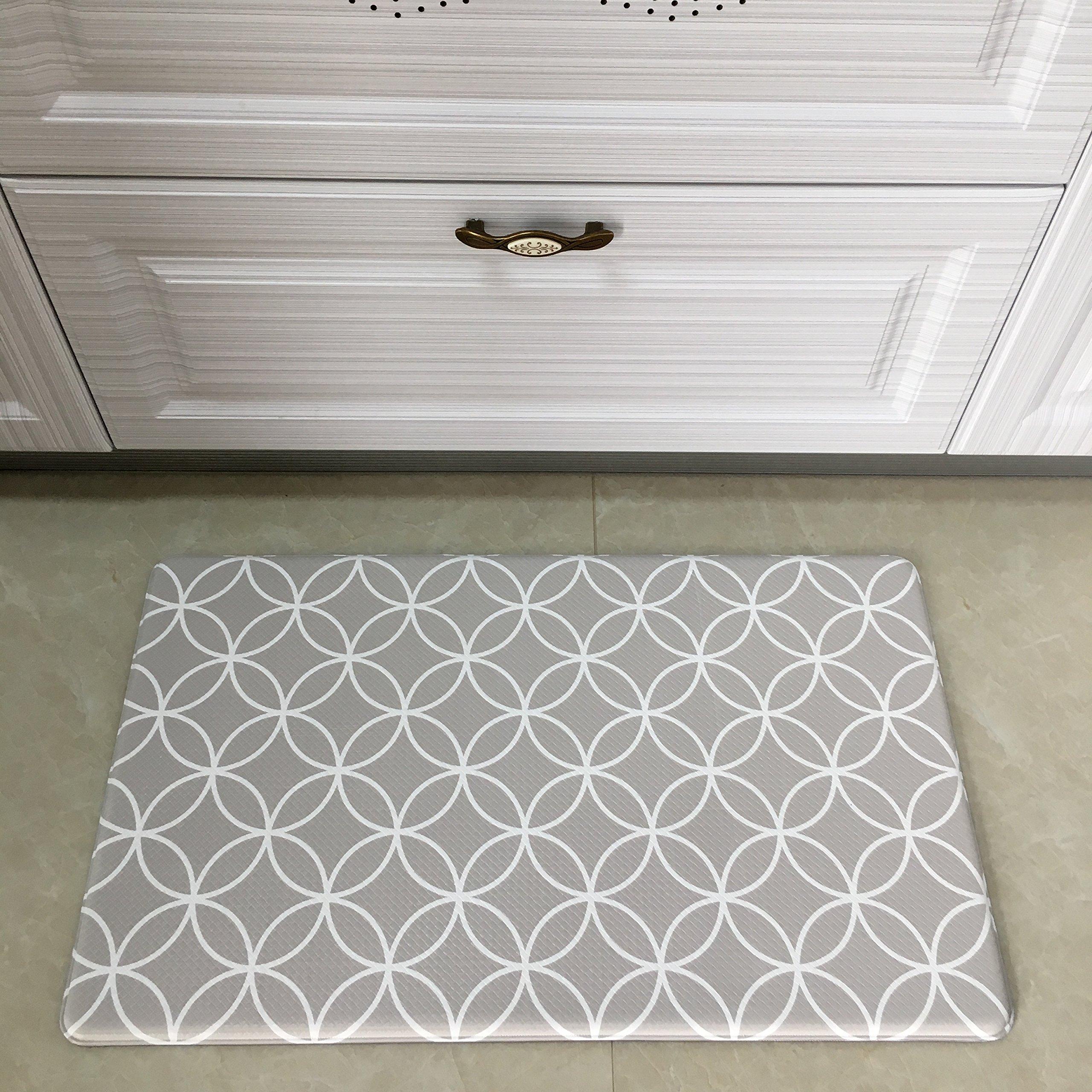 Art3d Premium Kitchen/Office Comfort Standing Mat Comfort Kitchen Rug, 18'' W X 30'' L by Art3d (Image #4)