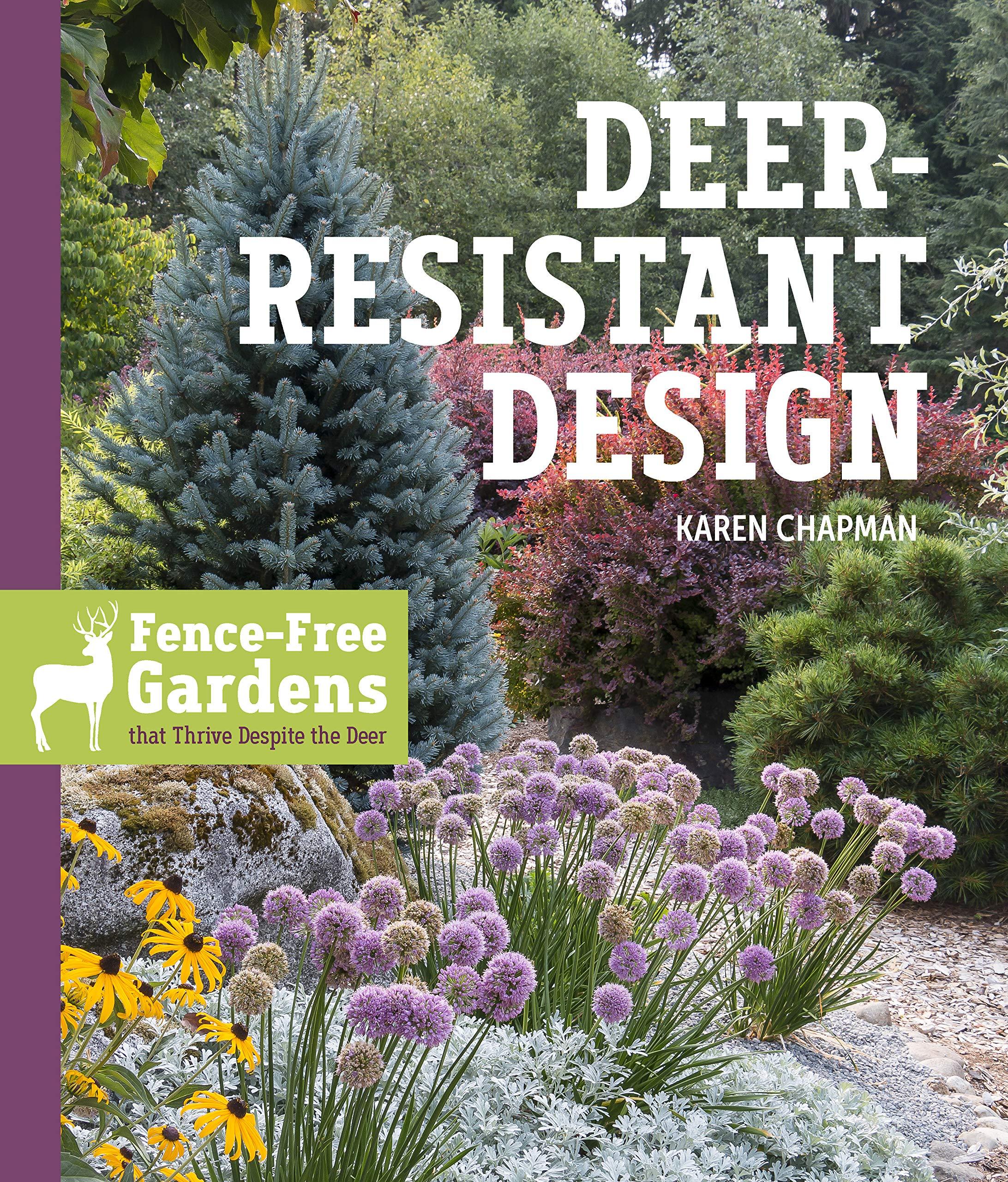Deer Resistant Design Fence Free Gardens That Thrive Despite The