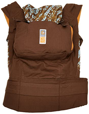 Amazon.com : Ergobaby Designer Series Christy Turlington Burns Carrier, Umba (Discontinued by Manufacturer) : Child Carrier Products : Baby