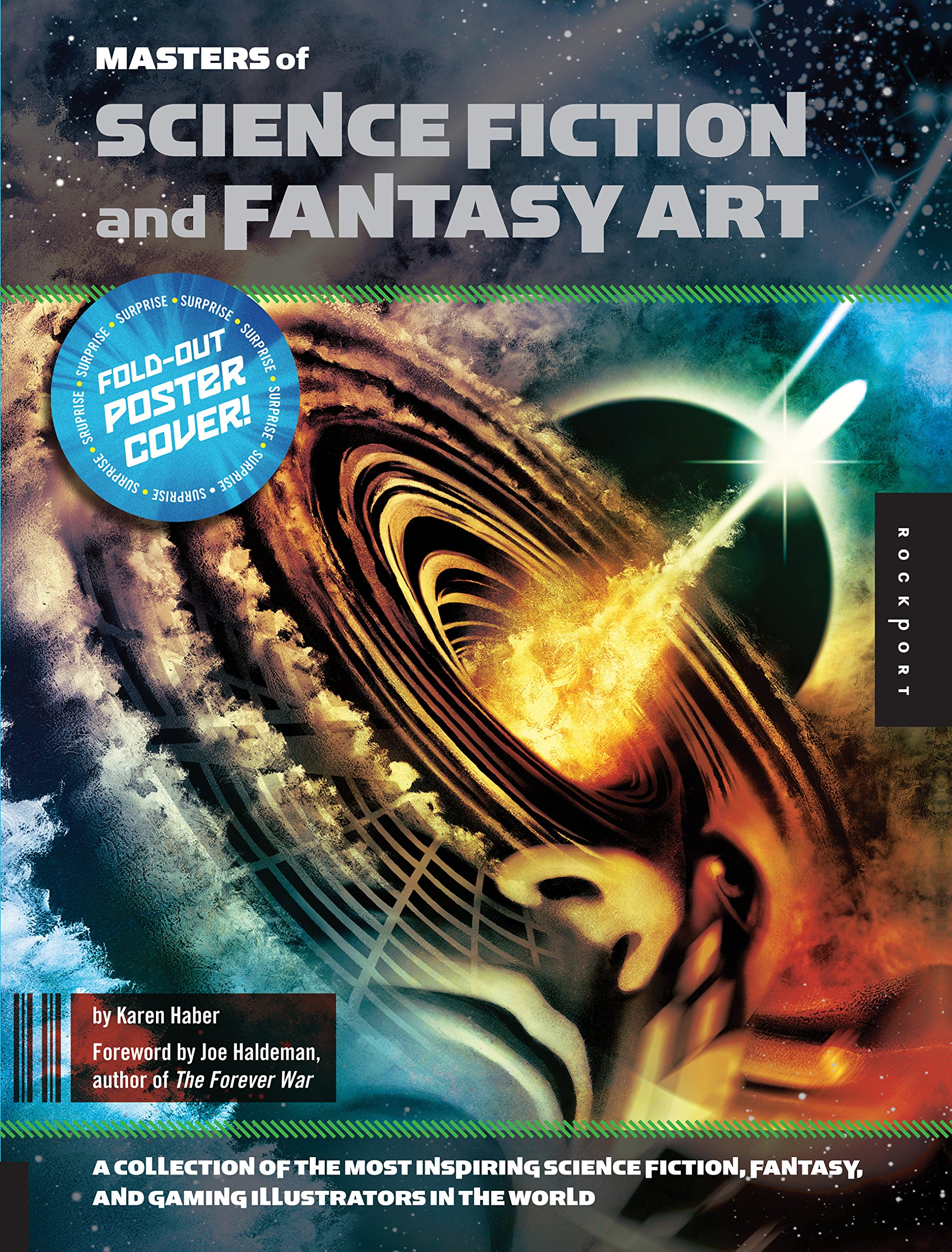 Download Masters of Science Fiction and Fantasy Art: A Collection of the Most Inspiring Science Fiction, Fantasy, and Gaming Illustrators in the World ebook