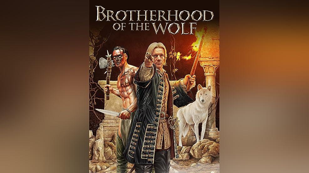Brotherhood of the Wolf (English Language)