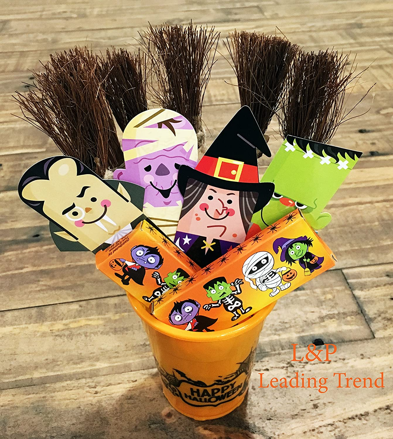 30 pc set Charmed Deluxe Halloween Party favor treat bag set