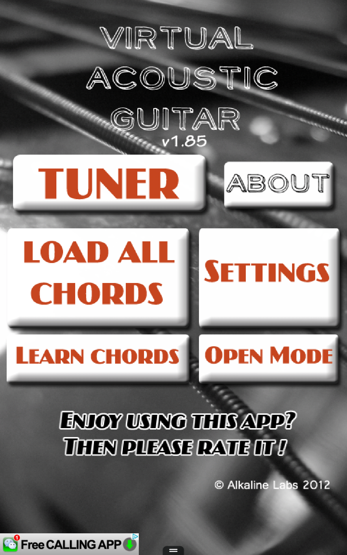 Amazon Virtual Acoustic Guitar Appstore For Android