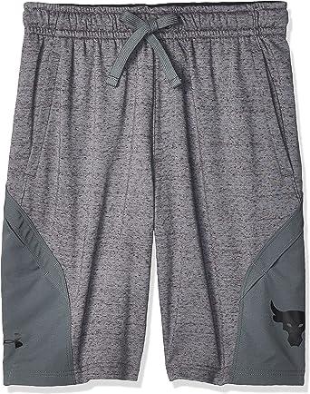 Mirar igual Tiempo de día  Under Armour - Pantalones cortos Project Rock Terry – 1355632.012 (M):  Amazon.es: Ropa y accesorios