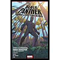 Black Panther: Long Live The King (Black Panther: Long Live The King (2017-2018)) (English Edition)
