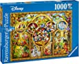 Ravensburger 15266- I Classici Disney Puzzle 1000 Pezzi Fantasy