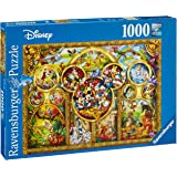 Ravensburger Disney Best Themes Jigsaw Puzzle (1000 Piece)