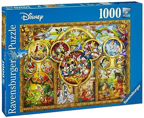 Amazon ravensburger disney best themes jigsaw puzzle 1000 ravensburger disney best themes jigsaw puzzle 1000 piece gumiabroncs Images