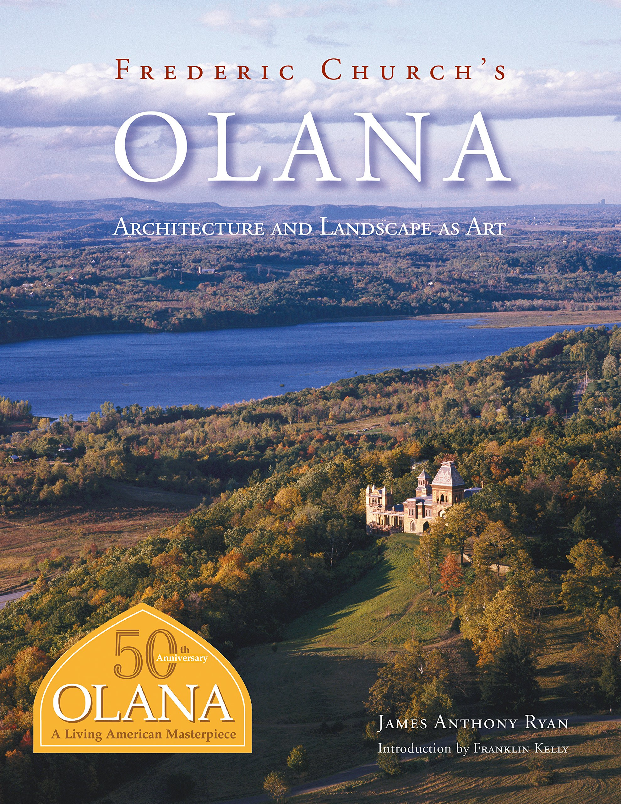 Download Frederic Church's Olana: Architecture and Landscape as Art pdf epub