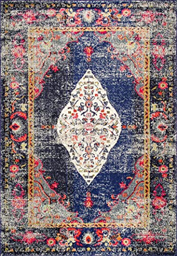 nuLOOM Veronica Vintage Distressed Area Rug