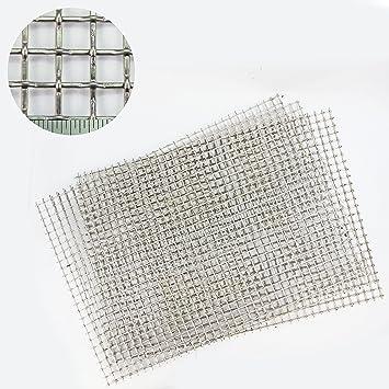 2 Mesh (10 Blende X 2 mm Draht Durchmesser) Schraubbefestigung ...