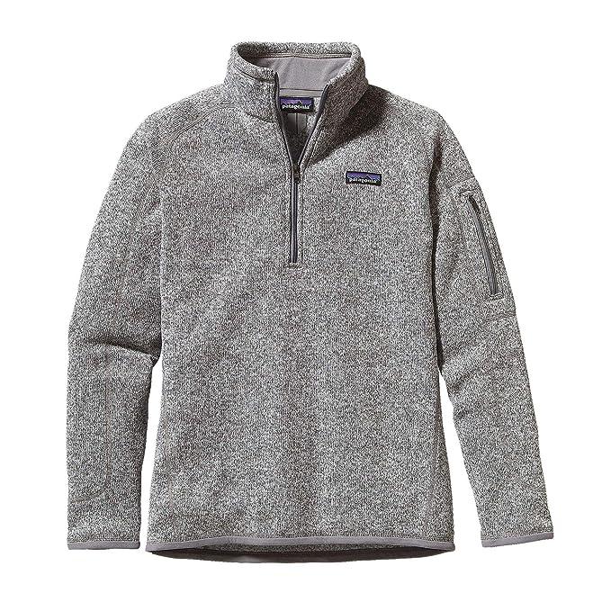 Patagonia Womens Better Sweater 14 Zip 25617