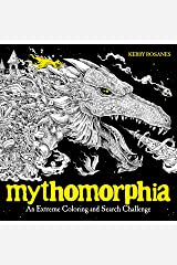 Mythomorphia: An Extreme Coloring and Search Challenge Paperback