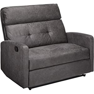 Christopher Knight Microfiber 2-Seater Recliner