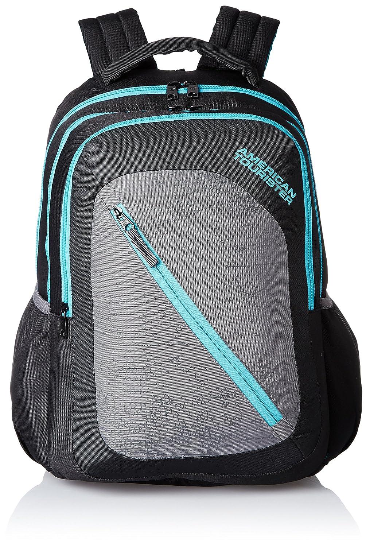 American Tourister 24 Lts Casper Black Casual Backpack (Casper Bacpack 08_8901836135374)