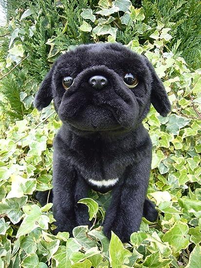 Amazon Com Faithful Friends Pug Stuffed Animal Plush Toy Medium
