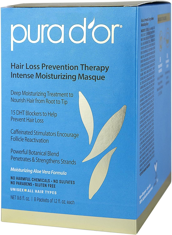 Pura d'or Hair Masque 9.6oz