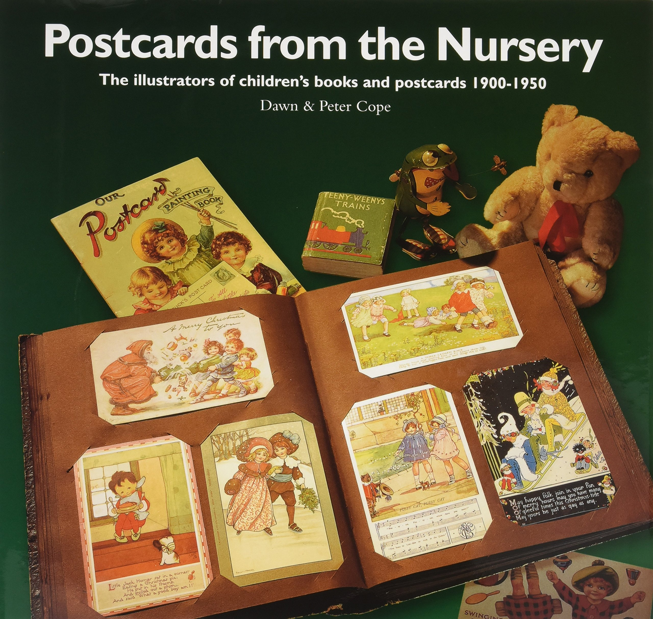 Download Postcards From the Nursery: The Illustrators of Children's Books and Postcards (Scrapbook) ebook