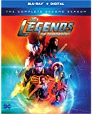 DC's Legends of Tomorrow: The Complete Second Season [Blu-ray]