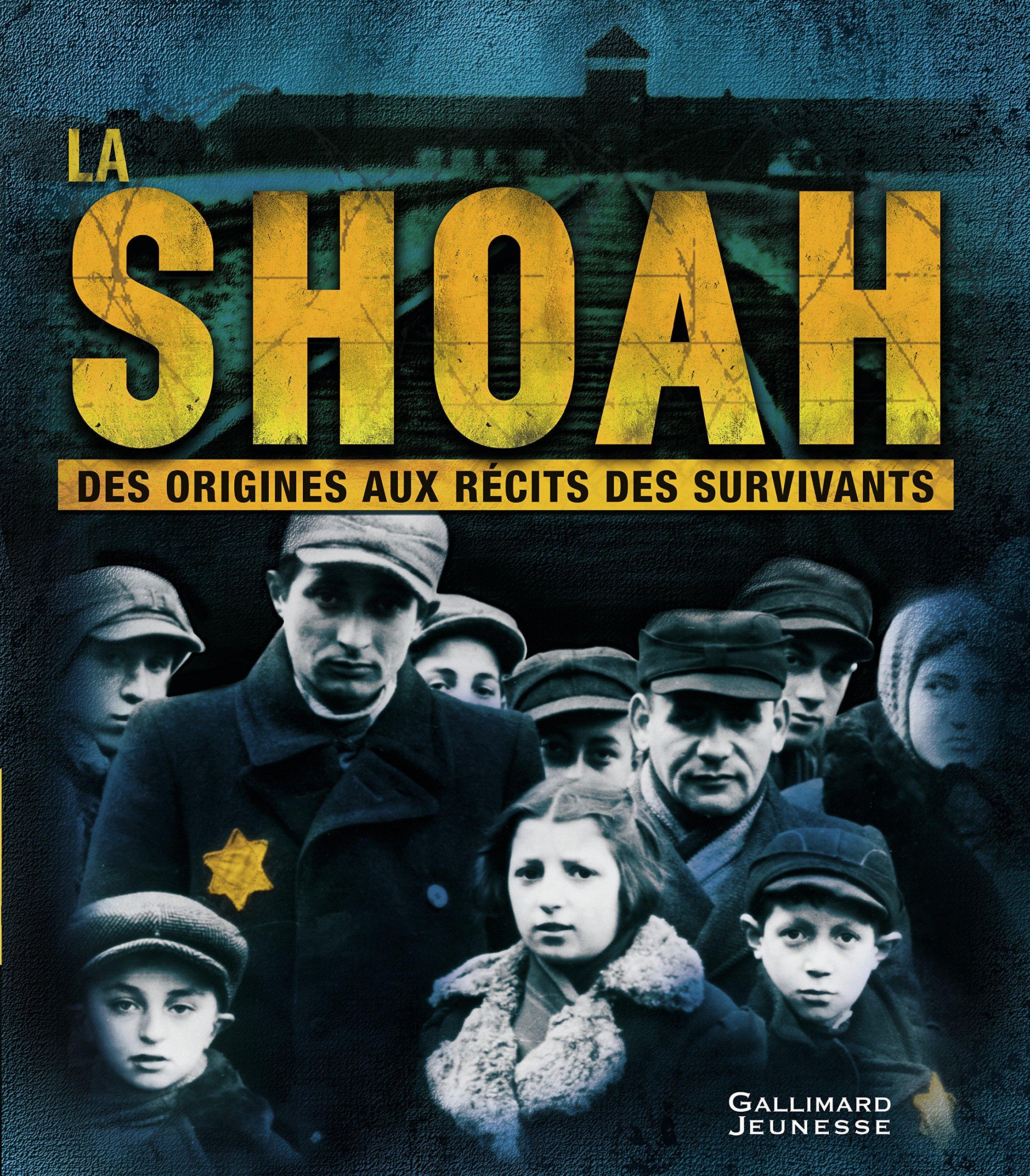 La Shoah: Des origines aux récits des survivants Album – 25 janvier 2018 Philip Steele Bérengère Viennot Gallimard Jeunesse 2075088756