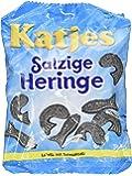 """Katjes Salzige Heringe """"Salty Hering / Fish"""" 200g"""