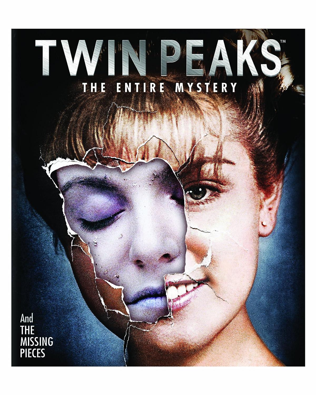 Twin Peaks: The Entire Mystery [USA] [Blu-ray]: Amazon.es: Cine y Series TV