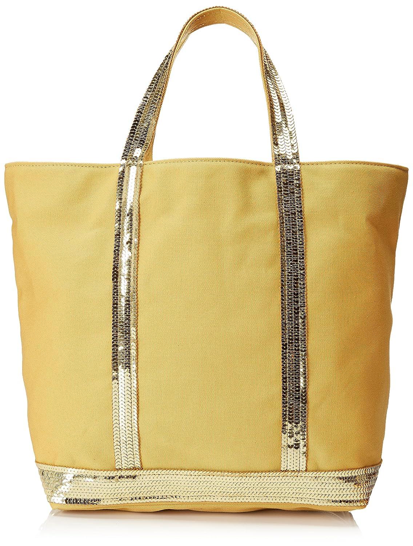 Vanessa Bruno femme Cabas Medium Coton Et Paillettes Cabas - 16x30x43 cm (W x H x L) 0PVE01-V40413