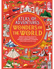 Atlas of Adventures: Wonders of the World: 1