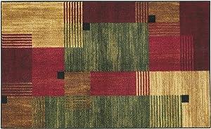 Mohawk Home New Wave Alliance Geometric Printed Area Rug, 2'6x3'10, Multicolor