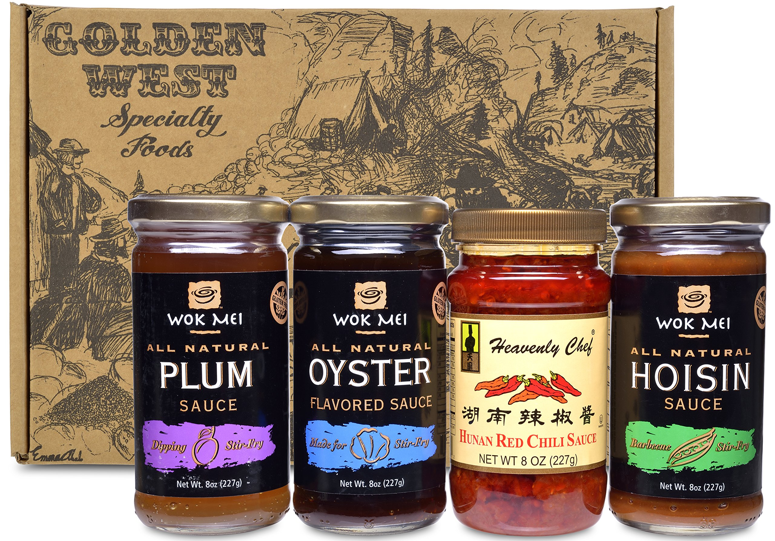The Mini Asian Gourmet Gift Box