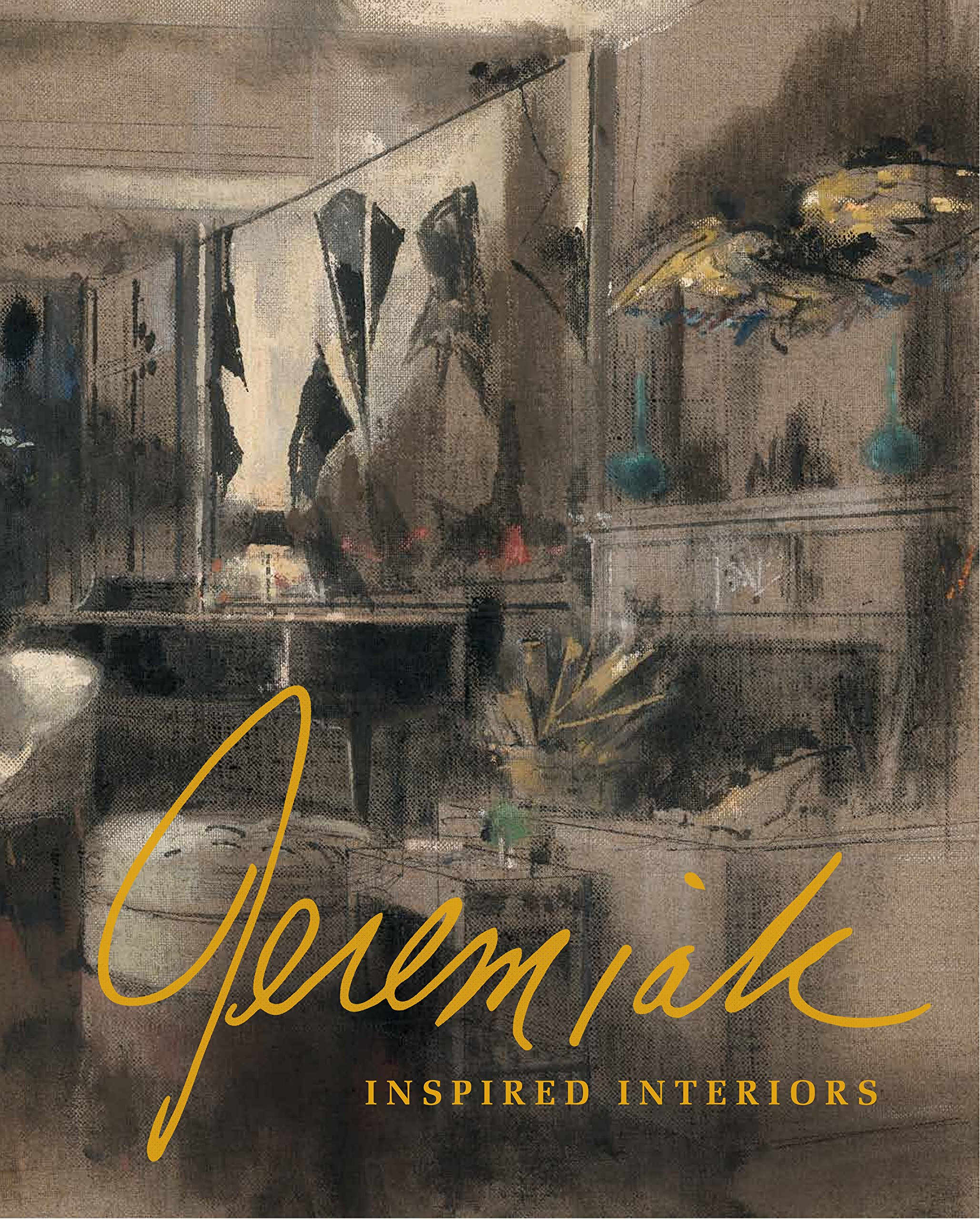 Jeremiah Goodman: Inspired Interiors