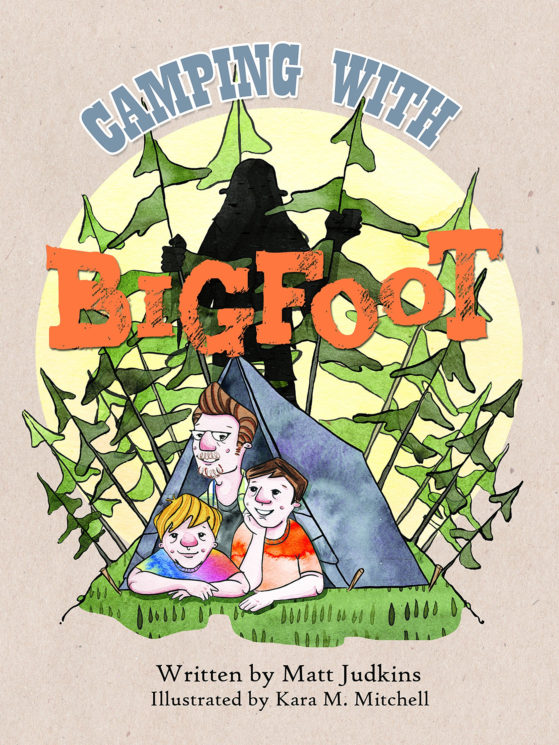 Download Camping With Bigfoot pdf epub
