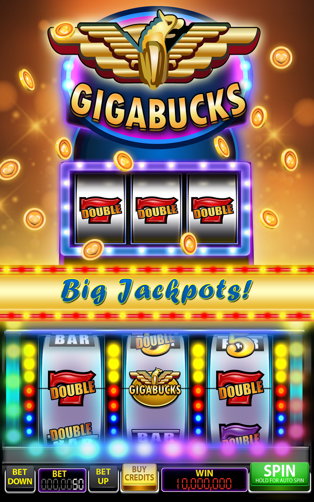 Red Hot Jackpots Slot Machine