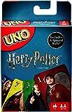 Mattel Games Uno Harry Potter Card Game