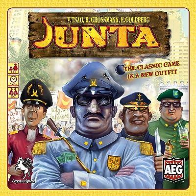Junta Board Game: Toys & Games