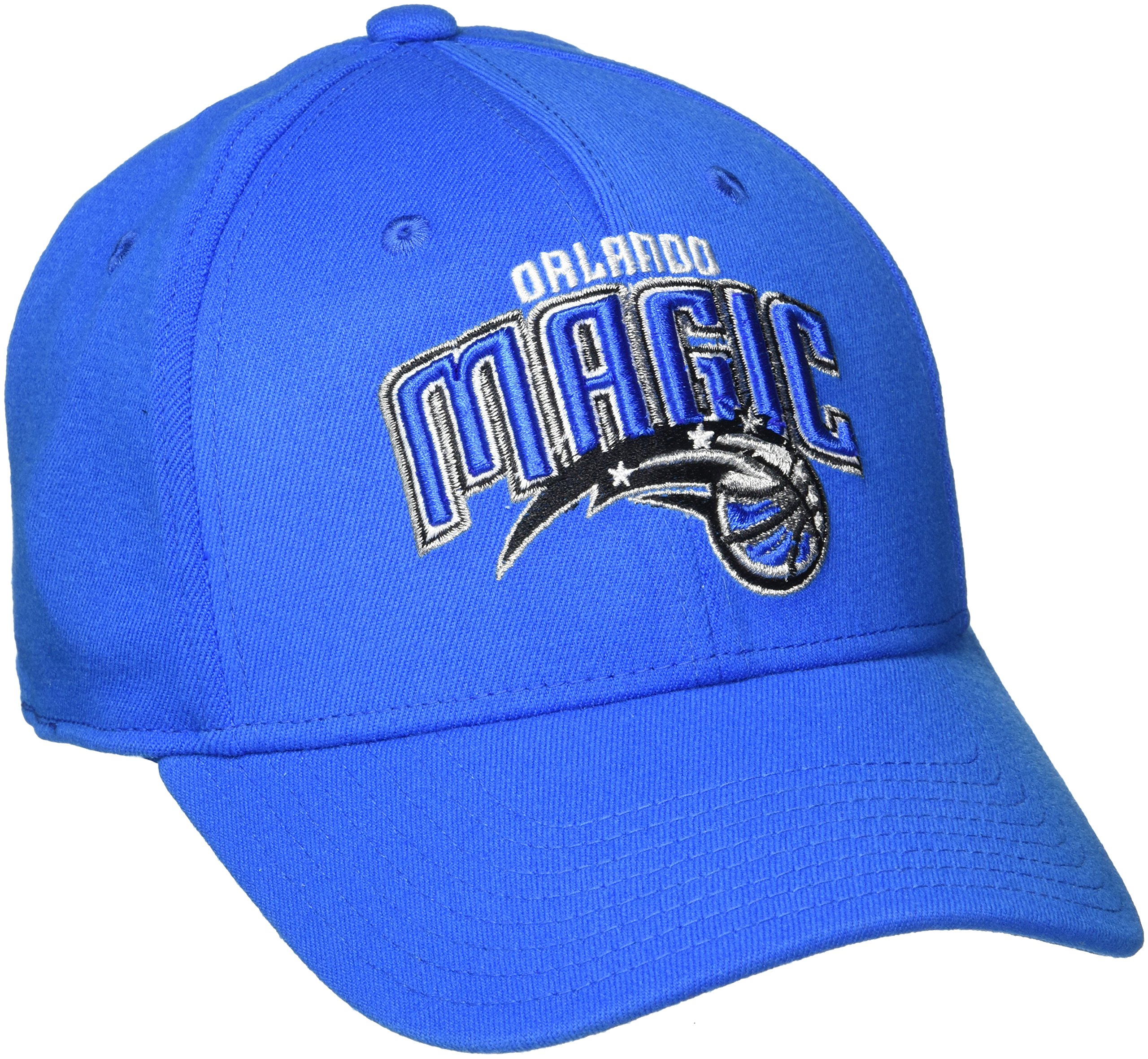NBA Orlando Magic Men's Structured Flex Cap, Small/Medium, Blue