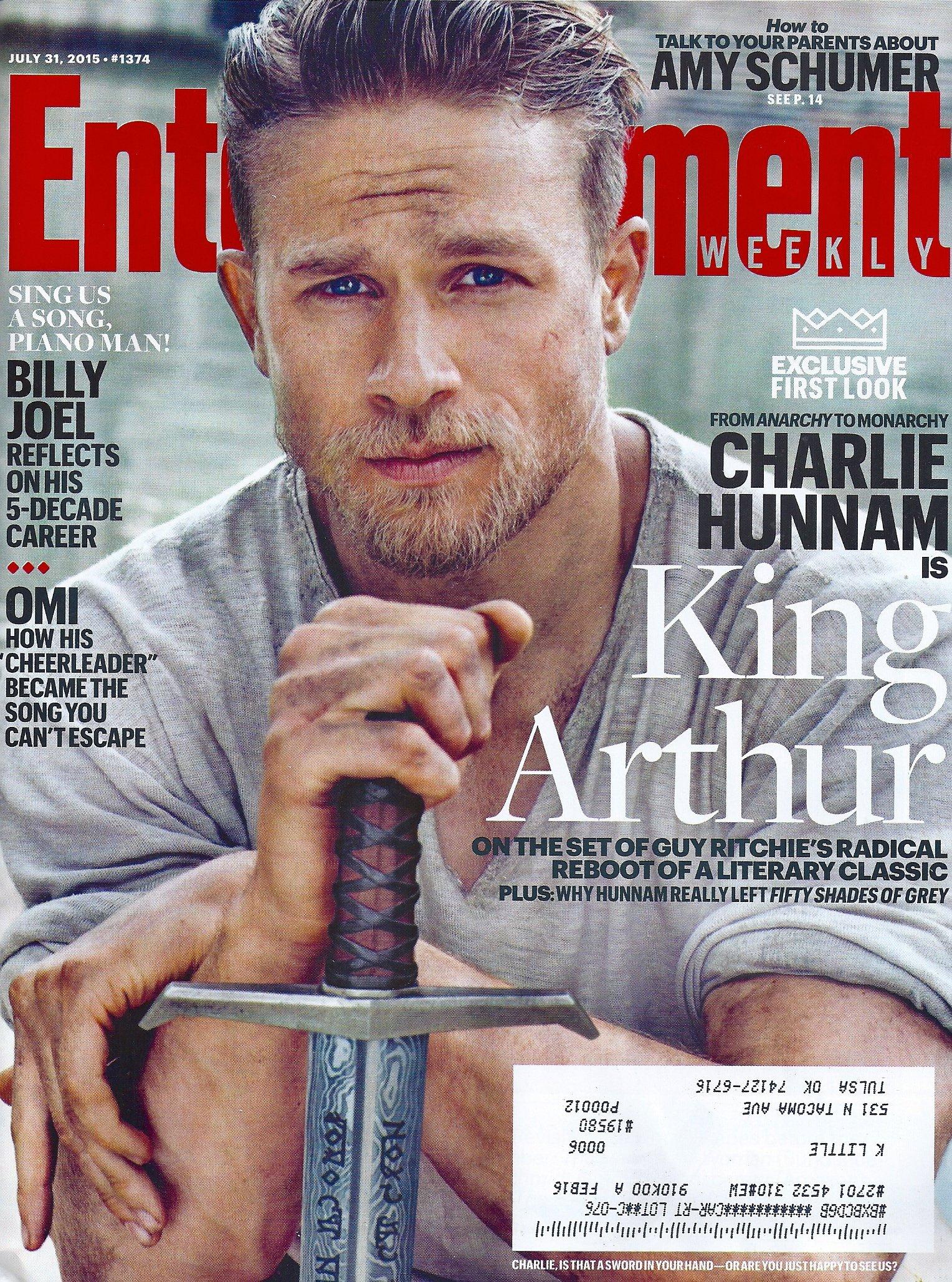 Charlie Hunnam King Arthur L Omi L Wet Hot American Summer