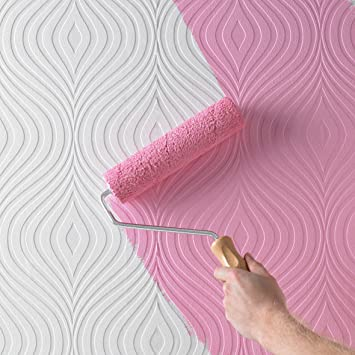 Graham and Brown 17583 Feature Wall Curvy Wallpaper - Wallpapers ...