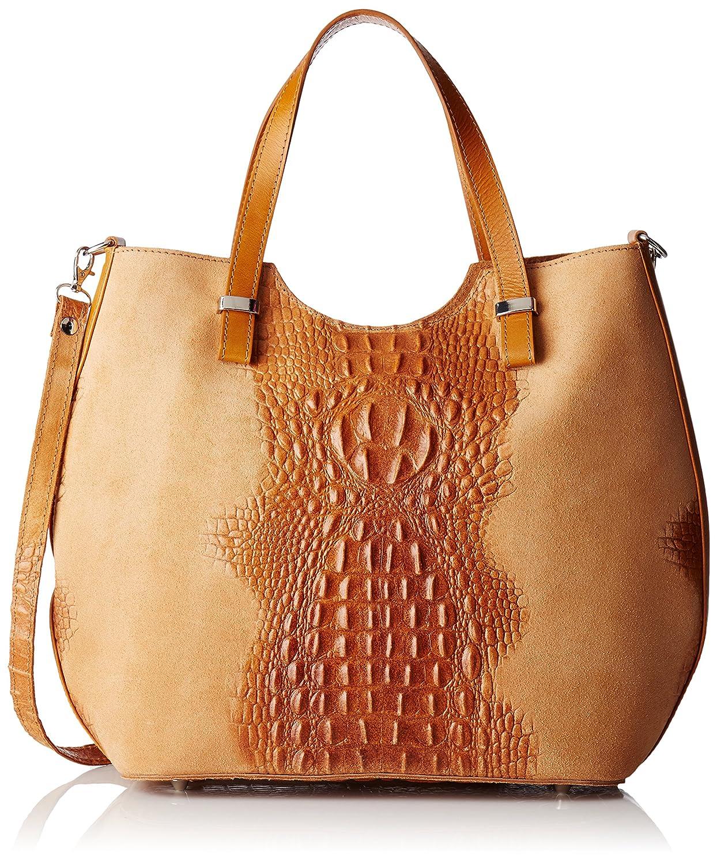 Chicca borse 80046-1, Women's Cross-Body Bag, Rosso