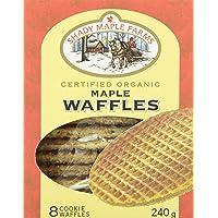 Shady Maple Farms Organic Stroopwafel Cookies-Maple, 240G