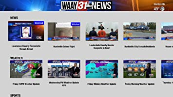 WAAY TV ABC 31